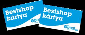 Bestshop kártya
